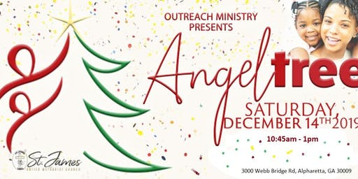 Angel Tree Celebration