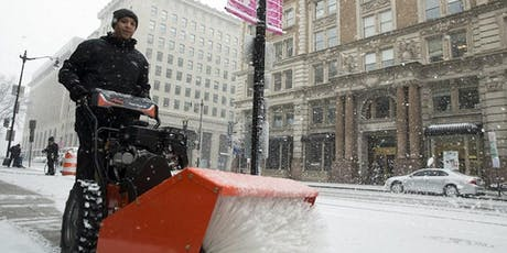 Winter Weather Best Management Practices for Commercial Buildings tickets