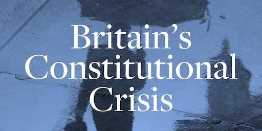 Britain's Constitutional Crisis: The Civil Service