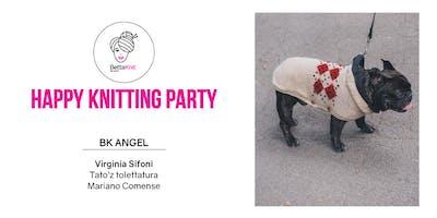 Knitting Party - Ettore Dog Coat - Mariano Comense