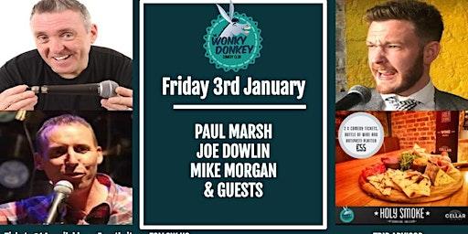 Paul Marsh, Joe Dowlin, Mike Morgan & Guests