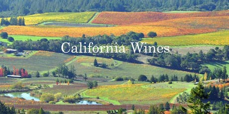 California Wines tickets