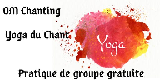 OM Chanting - Paris 5  - Donation bienvenue