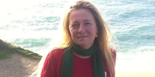 Nicola Upson at Wylam Winter Tales