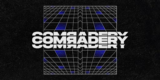 Comradery w/ stranger|Comrade Winston|Ben Buitendijk