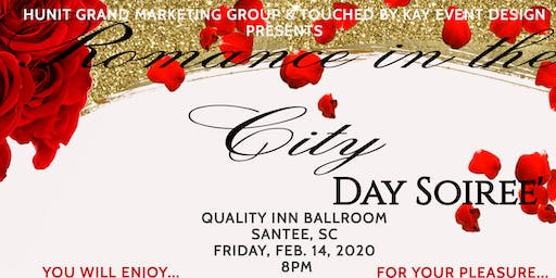 A Valentine's Day Soiree'~Romance in the City