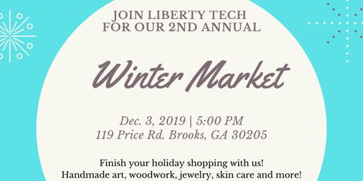 Liberty Tech Winter Market