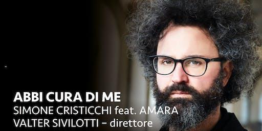 SIMONE CRISTICCHI feat.AMARA & ORCHESTRA DELLA MAGNA GRECIA