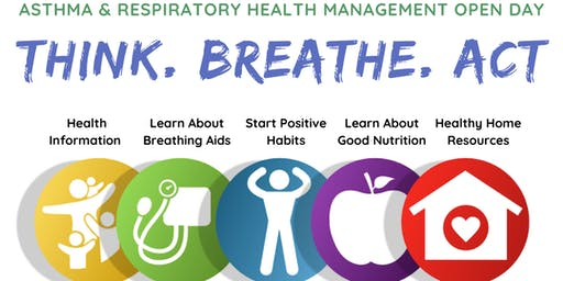 Asthma & Respiratory Health Management Open Day