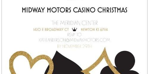 Midway Motors Christmas Party