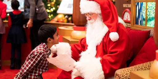 Storytelling and Festive Trail with Santa Claus at Walthamstow Wetlands