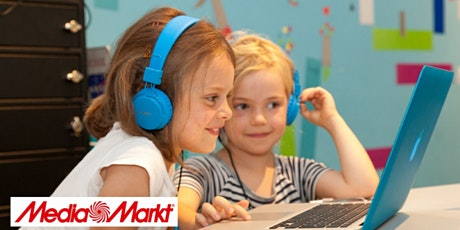 Family-Workshop im MediaMarkt: Stop Motion Film Tickets