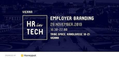 HRinTech: Employer Branding tickets