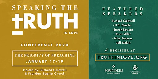 Speaking the Truth in Love: The Priority of Preaching