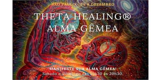 SP – 7 e 8/12 – ThetaHealing® – Alma Gêmea