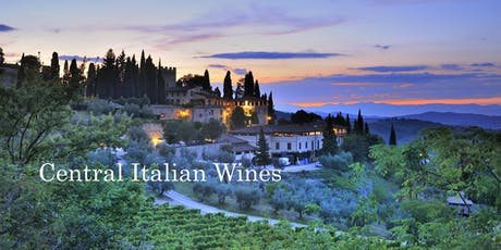 Central Italian Wines tickets
