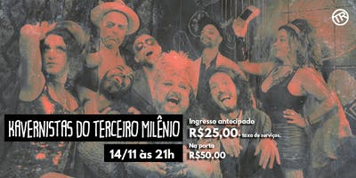 """Musical """"Kavernistas do Terceiro Milênio"""""""
