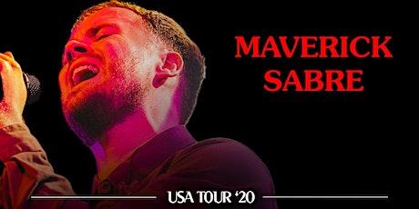 Maverick Sabre tickets