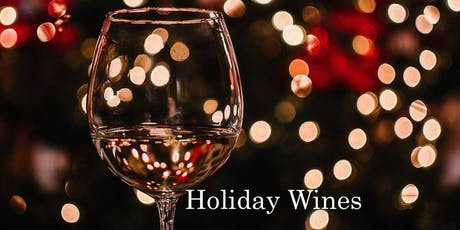 Holiday Wines tickets