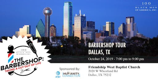 Barbershop Tour: Taking A Cut Out Of Life | Dallas, TX
