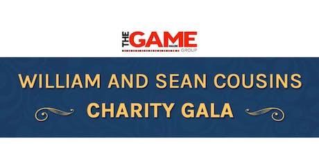 William & Sean Cousins Charity Gala tickets