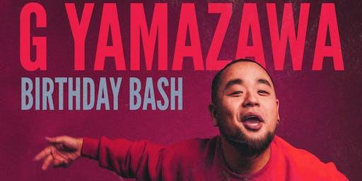 G YAMAZAWA / DJ Paradime/ Gemynii