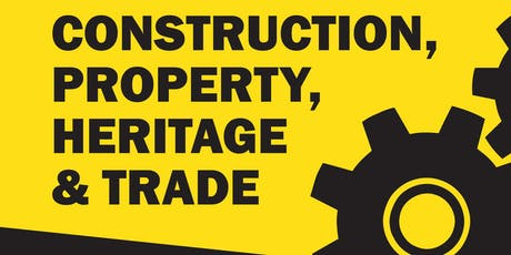 Construction, Property, Heritage & Trade Exhibition tickets