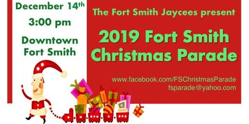 2019 Fort Smith Christmas Parade