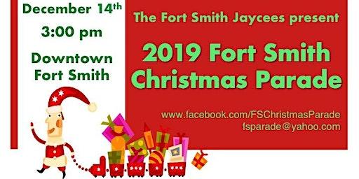 2019 Fort Smith Christmas Parade
