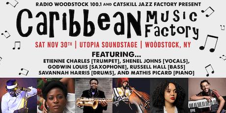 Caribbean Music Factory tickets