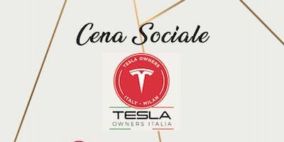 Cena Tesla Owners Italia