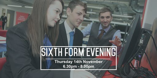 Sixth Form Event