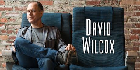 DAVID WILCOX tickets