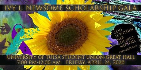 Ivy L. Newsome Scholarship Gala tickets