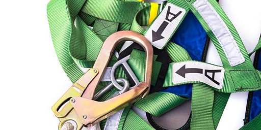 MONCTON -Fall Protection Training  HALF DAY ($125+TAX)