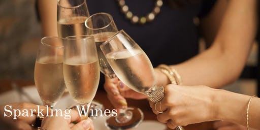 Saturday, December 28th: Sparkling Wines for New Years Eve
