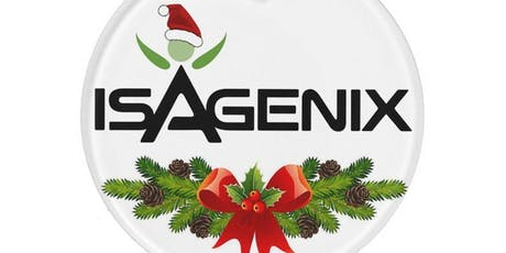 ONE TEAM ISAGENIX CHRISTMAS PARTY tickets