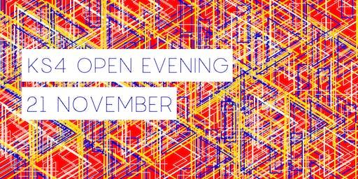 Liverpool Life Sciences KS4 UTC Open Evening