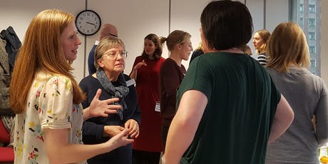 Co-production in health and social care research tickets