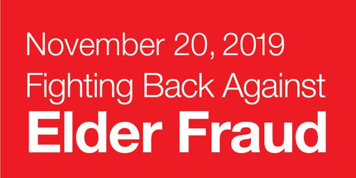 Fighting  Back Against Elder Fraud