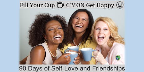 Fill Your Cup ☕️ Happy Women Live Better (Night) 13-Week Mastermind Wednesday tickets