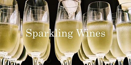 Monday, December 30th: Sparkling Wines for New Years Eve tickets