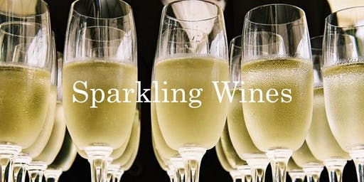 Monday, December 30th: Sparkling Wines for New Years Eve