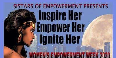 Women's Empowerment Week 2020