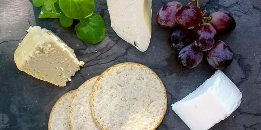 Vegan Cheese-Making Taster & Demo