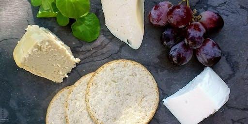 Vegan Cheese-Making Taster & Demo