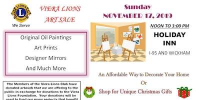 Viera Lions Art Sale