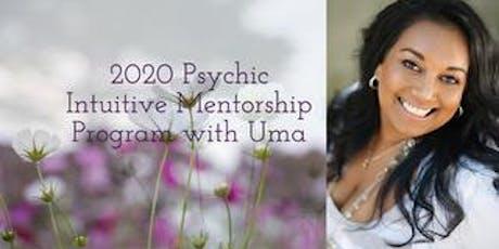 2020 Psychic Intuitive Mentorship Program tickets