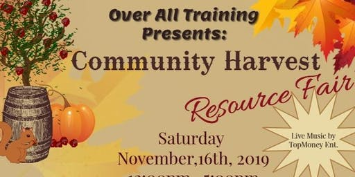 Community Harvest Resource Fair
