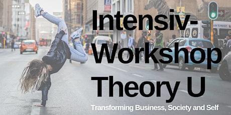 """Praktische Transformation """"Theory U"""" (1½ Tage) Tickets"""
